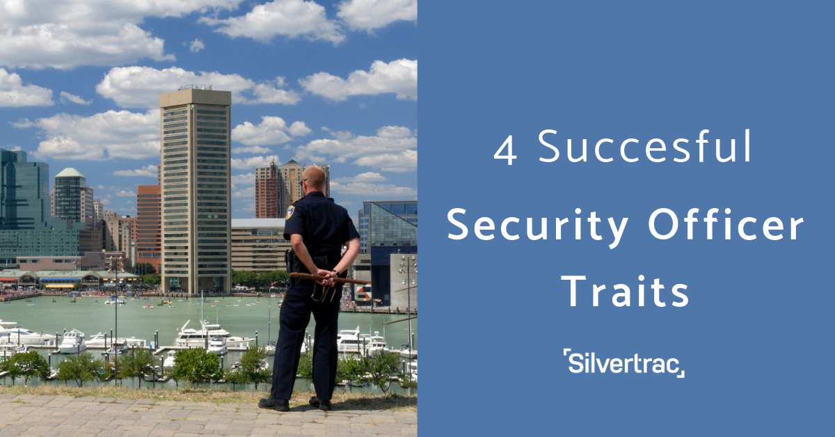 4 Successful Security Officer Traits