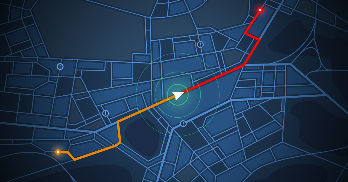 5 Steps to Optimize a Patrol Route