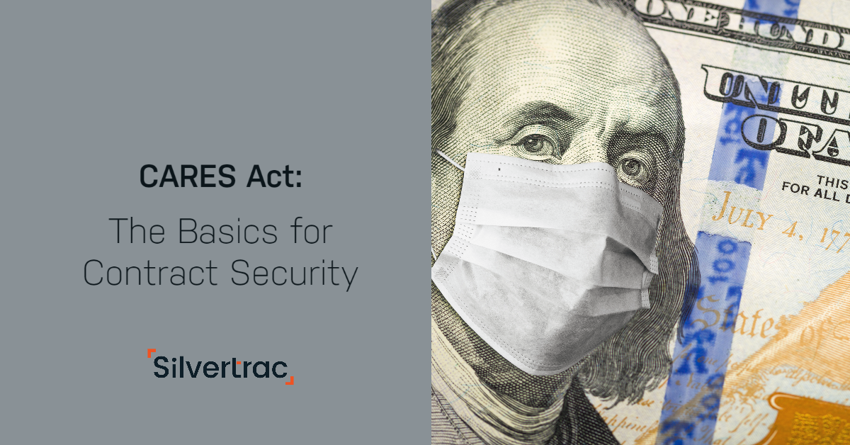 CARES Act Contract Security