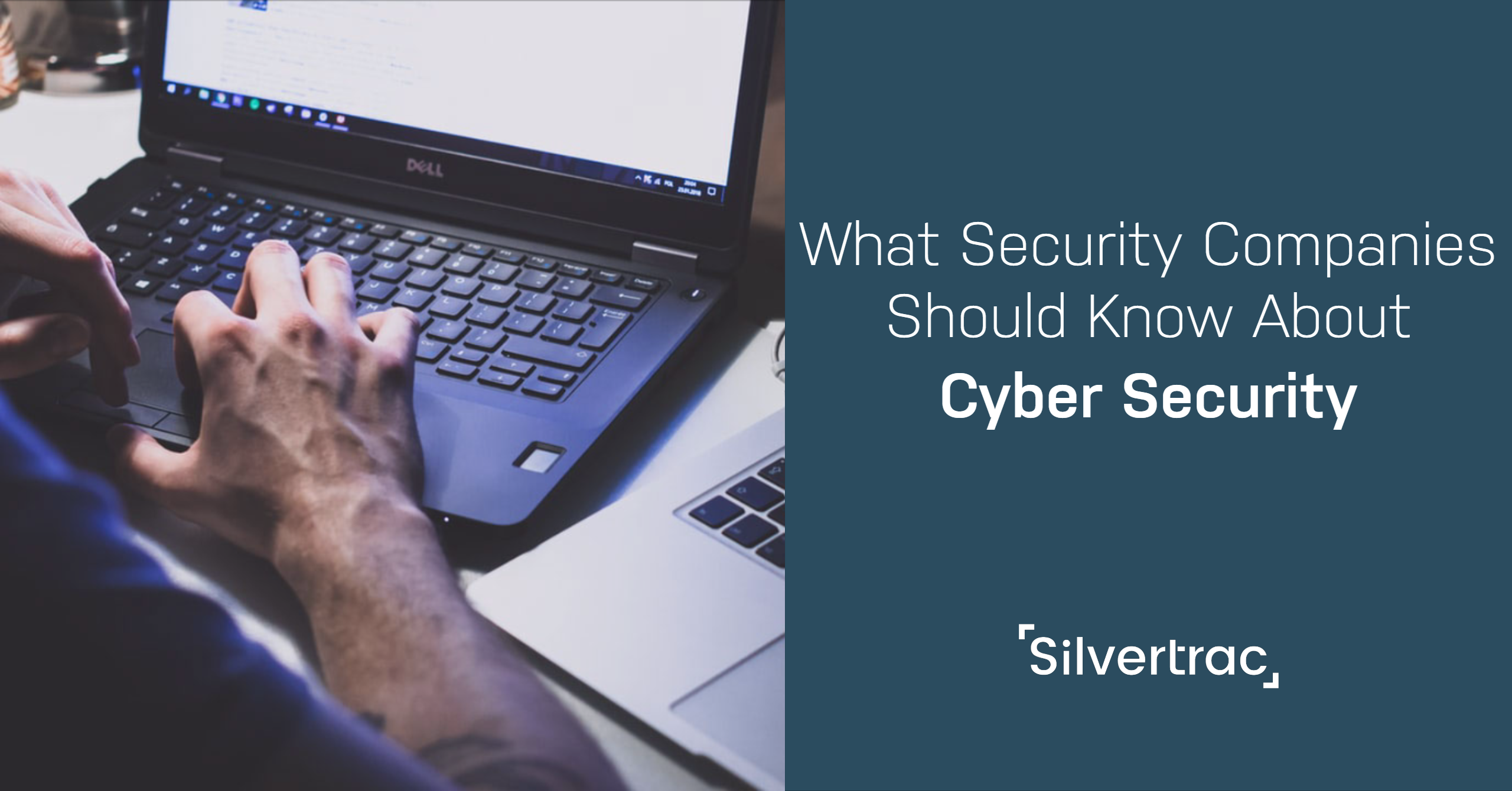 What Security Guard Companies Should Know About Cyber Security