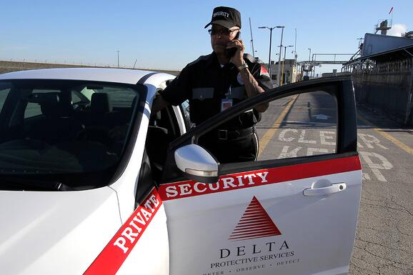 Delta Protective Services Uses Silvertrac Software