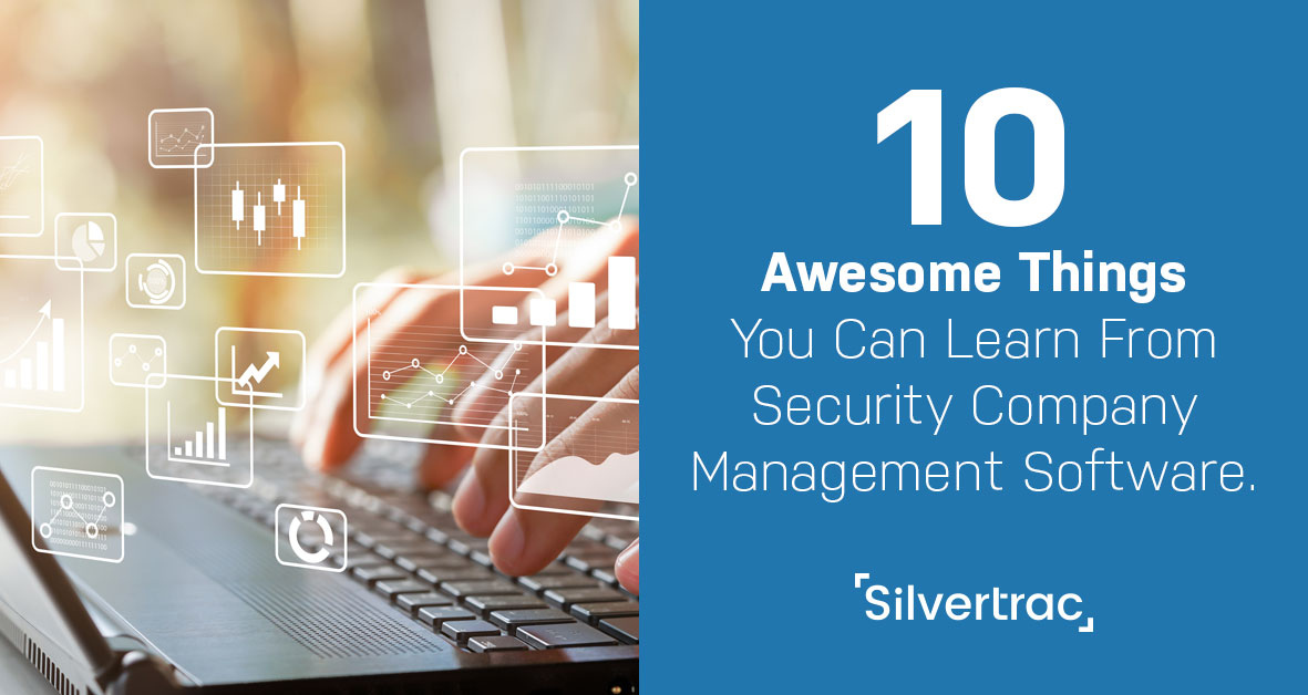 10 Awesome Things You Can Learn From Security Company Management Software