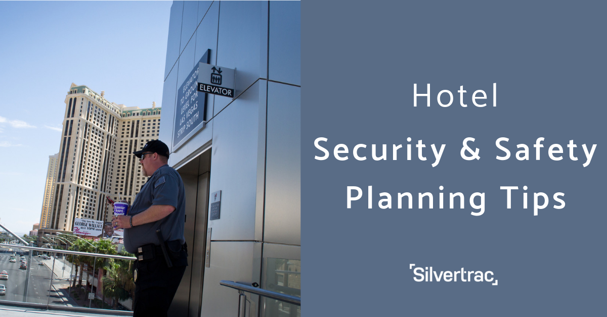 Hotel Security & Safety Planning Tips