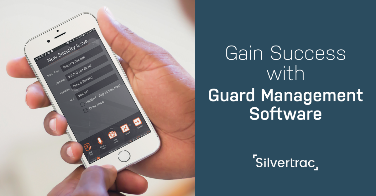 How Private Security Companies Gain Success with Guard Management Software