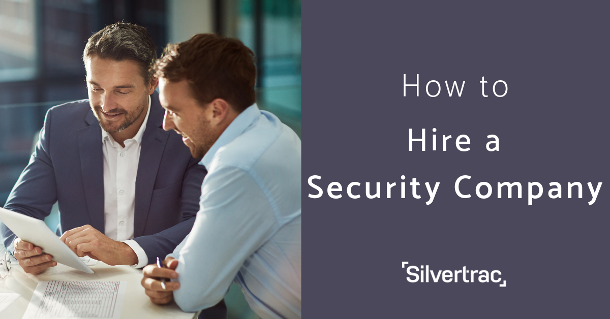 How to Hire a Security Company