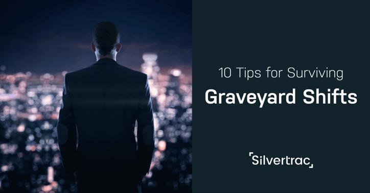 Staying Awake During Graveyard Shifts