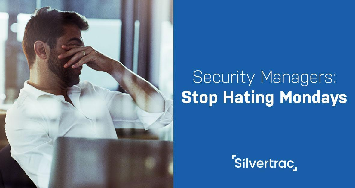 Silvertrac Software Security Managers Stop Hating Mondays