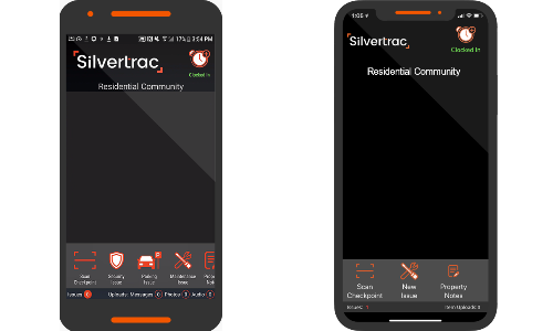 Silvertrac Guard App
