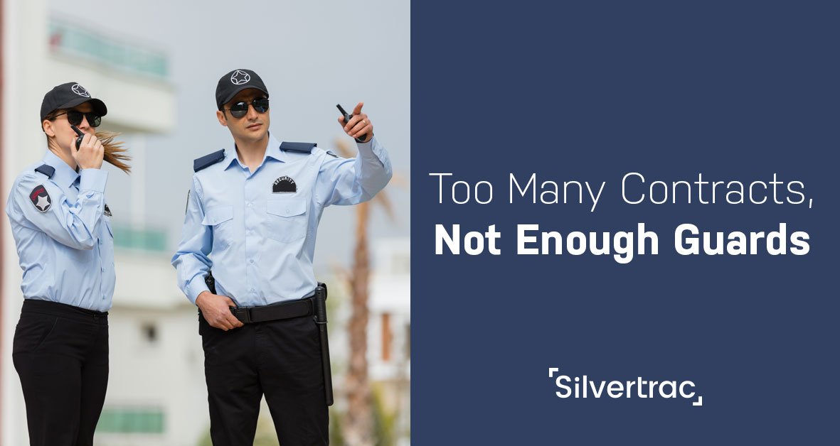 Let Silvertrac help you find ways to improve security guard efficiency.