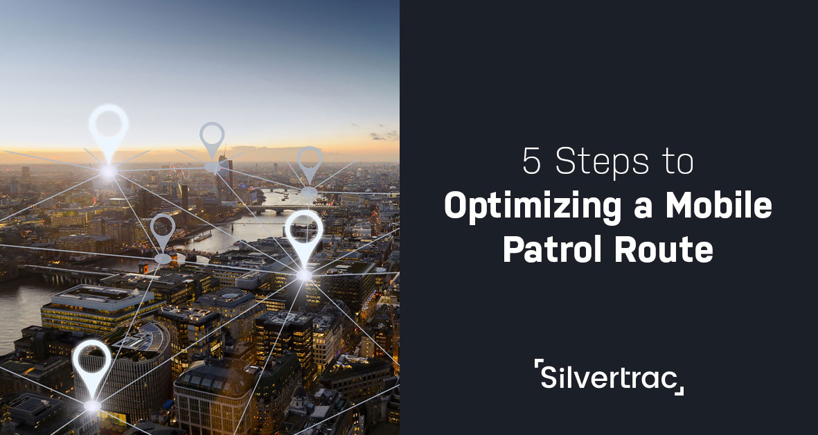 Optimizing Mobile Patrols Using Security Patrol Software