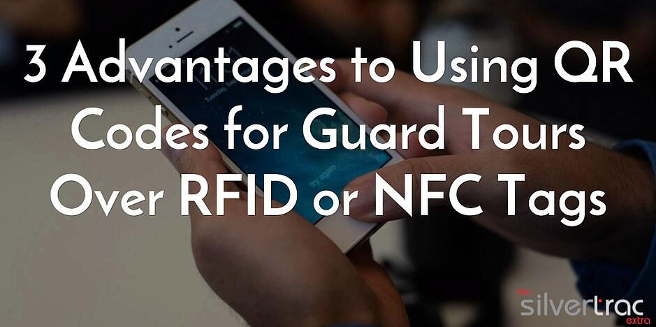 QR Codes vs NFC vs RFID for Security Guard Industry