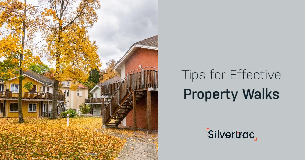 Effective Property Walks