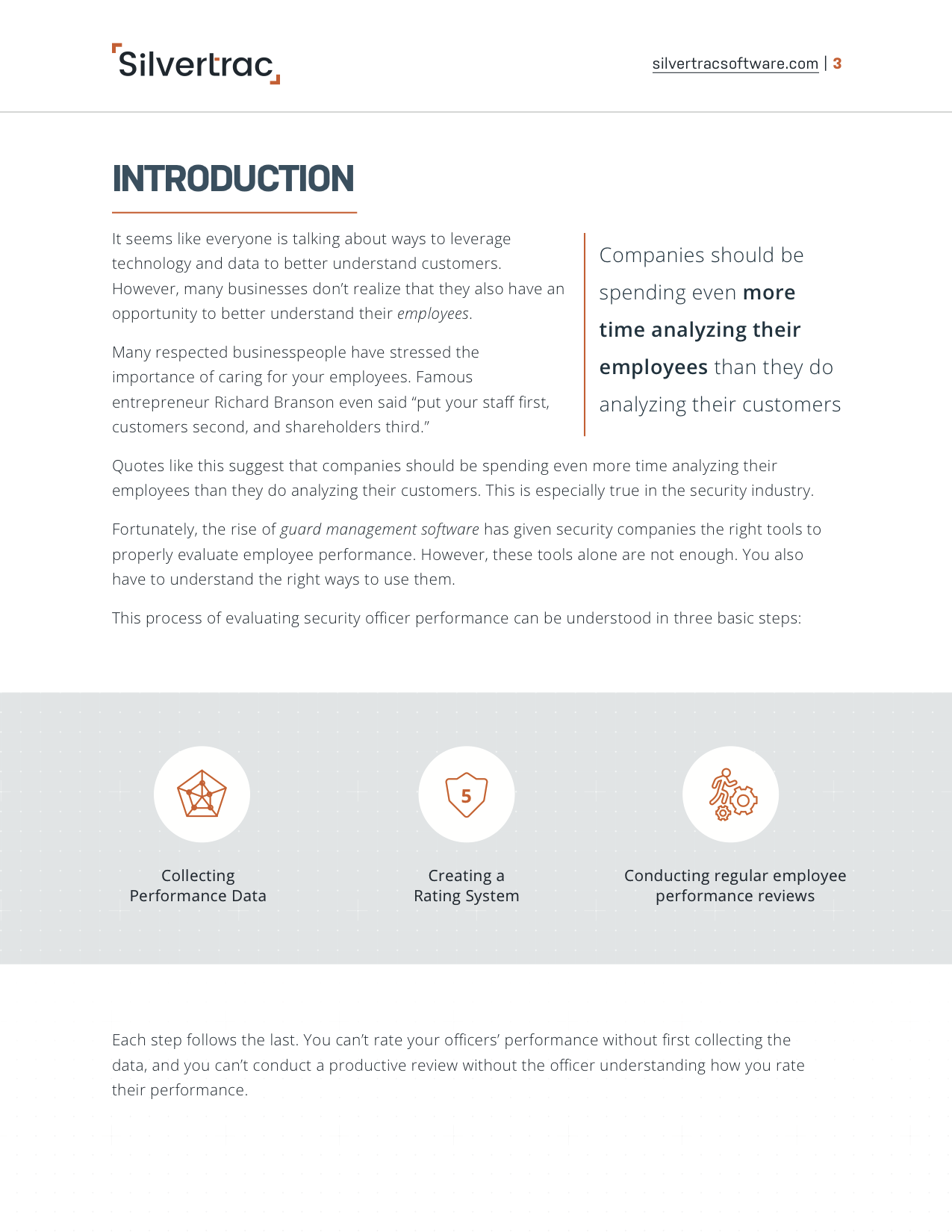 Evaluating Officer Performance Ebook Page 1