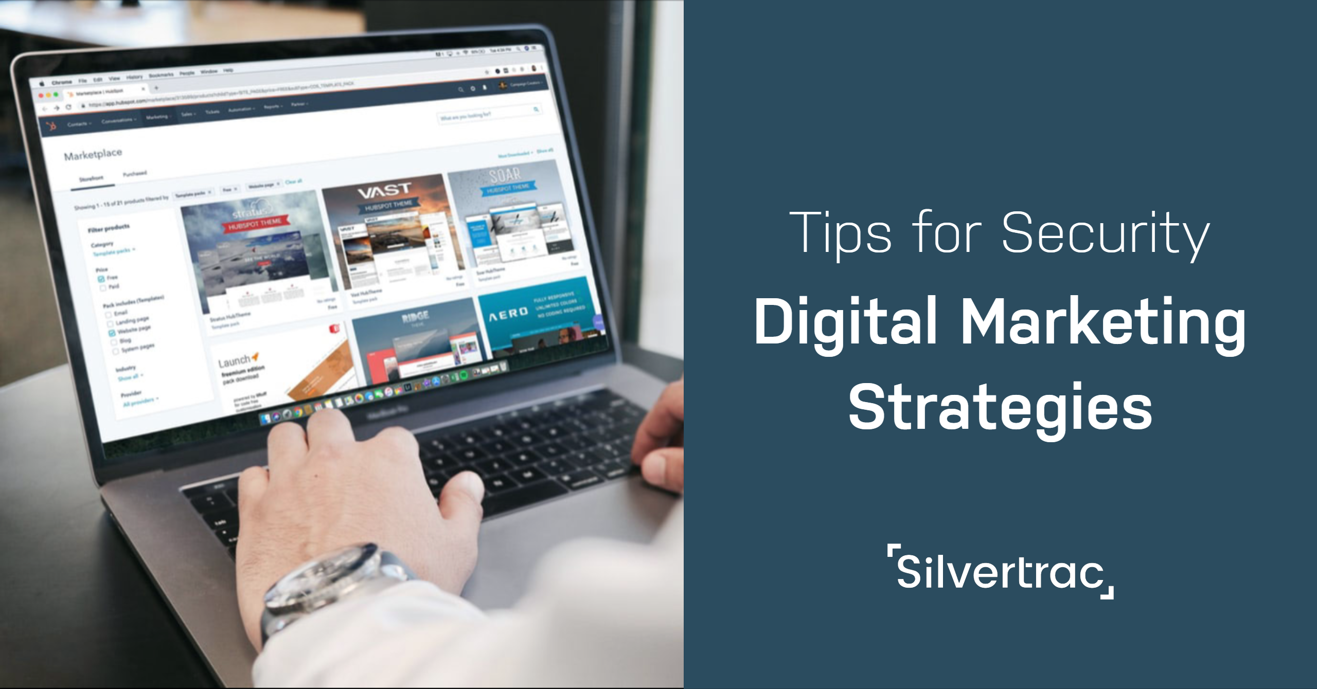 Security Digital Marketing Tips