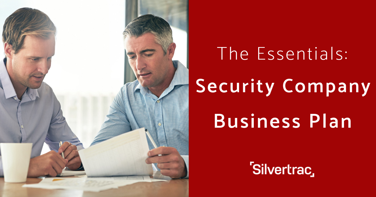 Security Guard Business Plan
