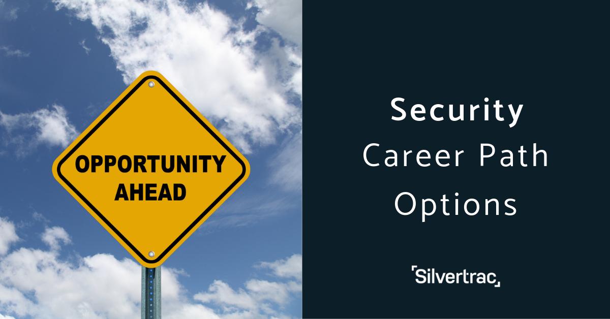 Security Guard Career Path Options