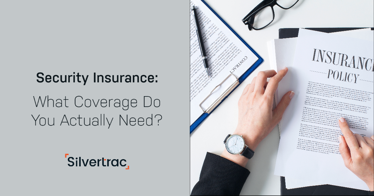 Security Insurance Coverage