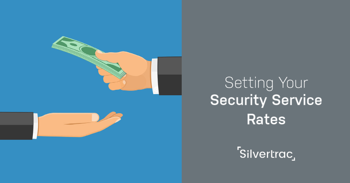 Security Service Rates