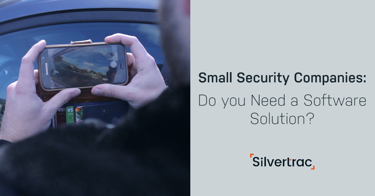 Do you need a security software solution?