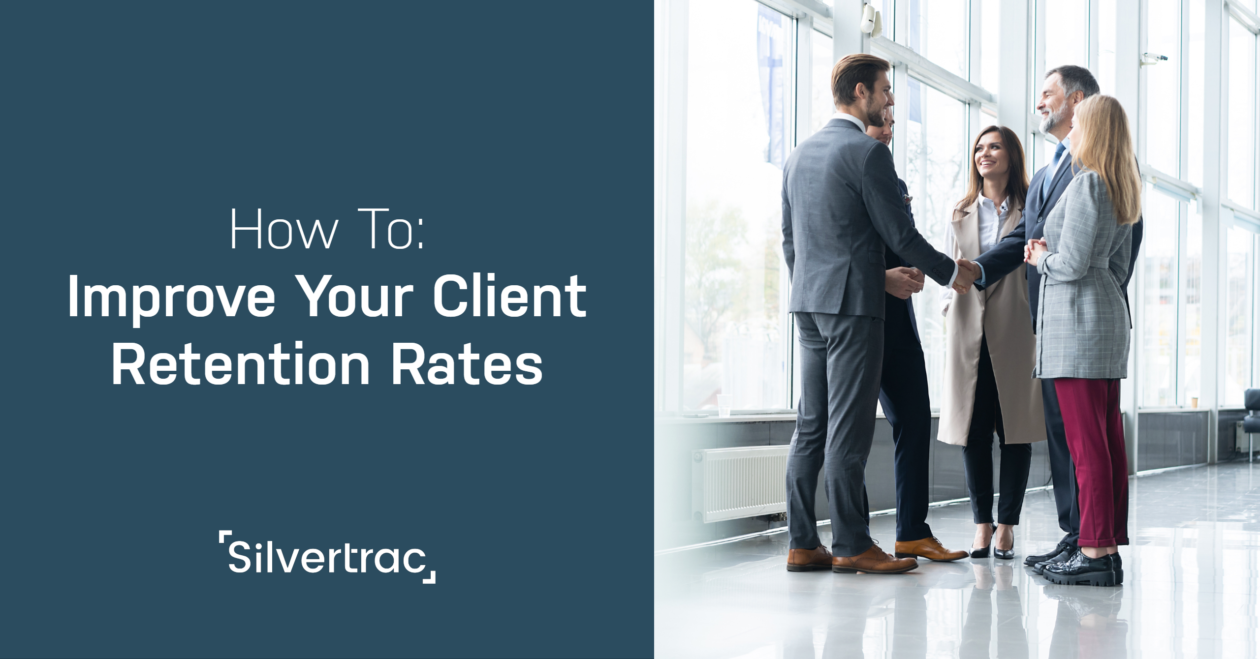 Improve Security Client Retention Rates