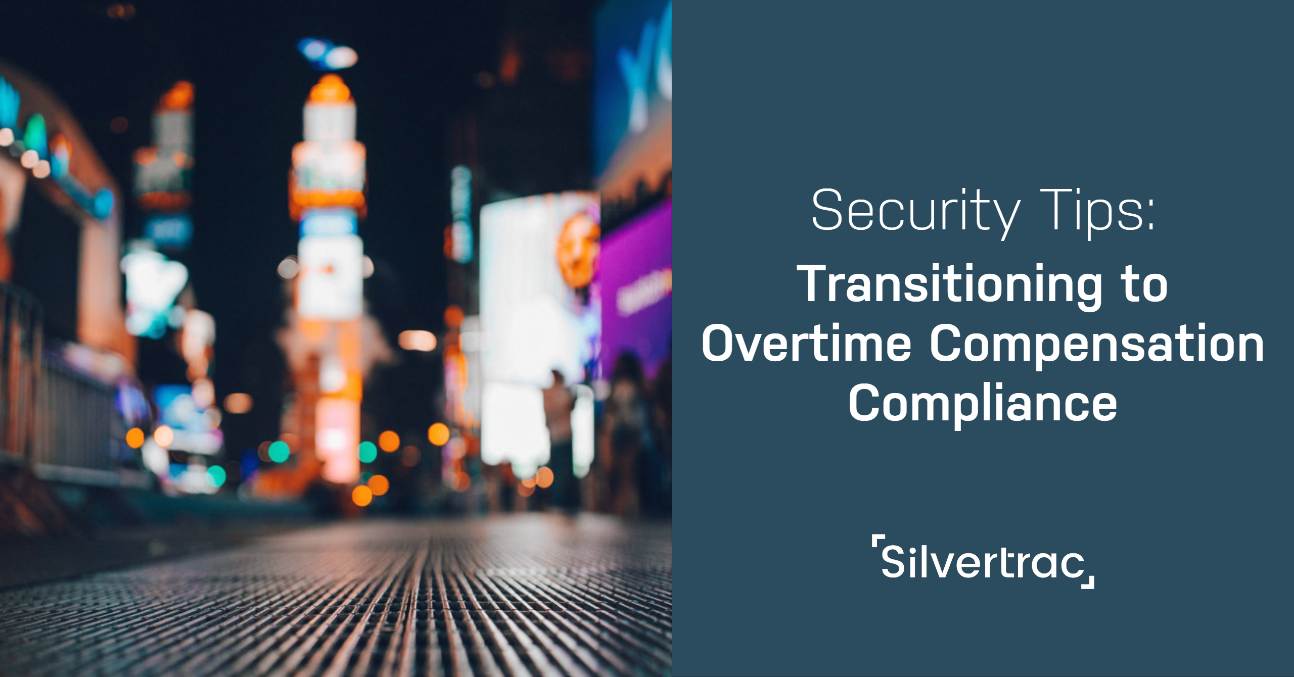 Overtime Compensation Compliance