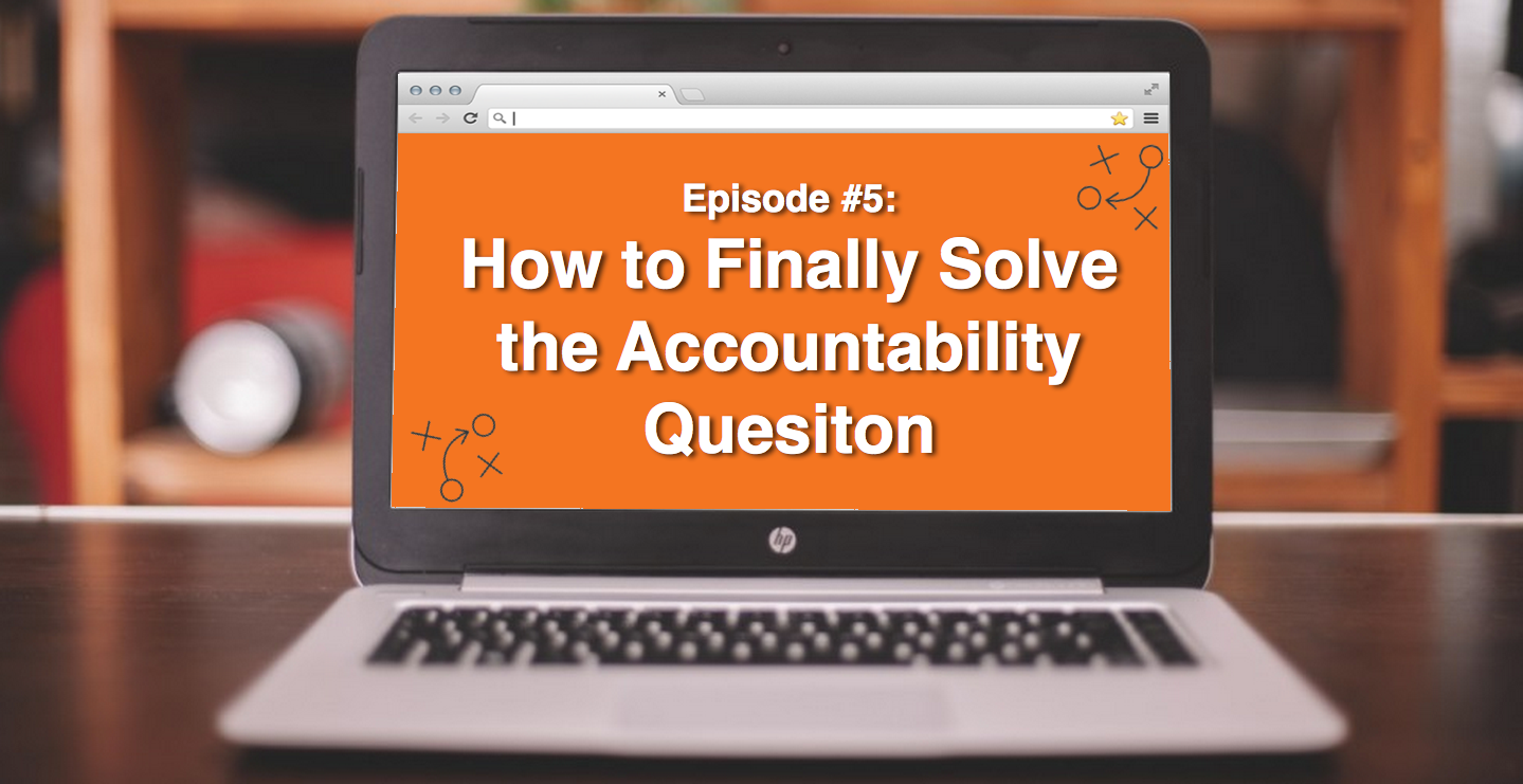 How to Improve Accountability
