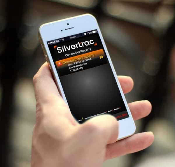 Silvertrac Security Guard Management App