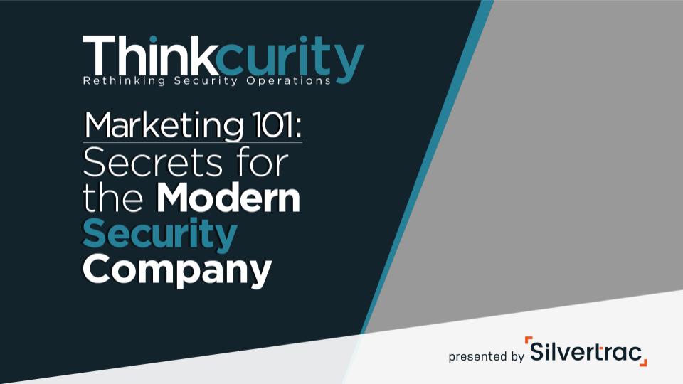 Security Marketing 101: Beginner's Guide & 90 Day Checklist